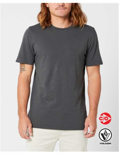VOLCOM WASH SOLID SS TEE S21