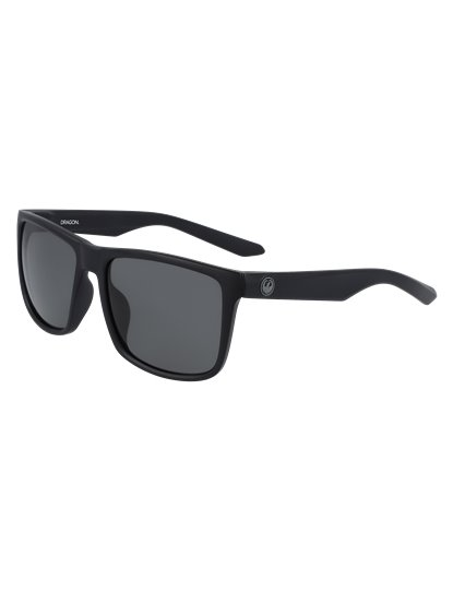 DRAGON MERIDIEN H20 POLAR SUNGLASSES MATTE BLACK S20