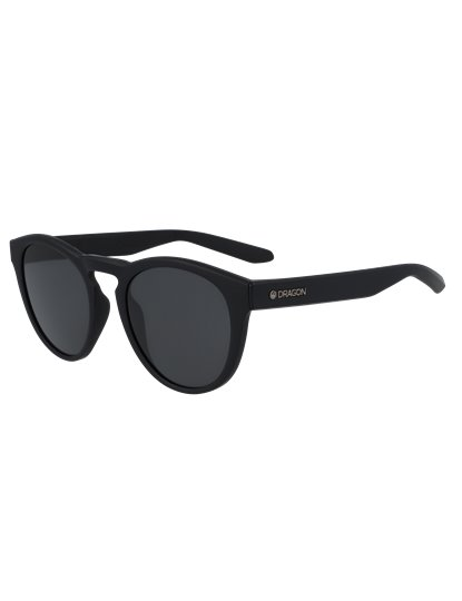 DRAGON OPUS SUNGLASSES MATTE BLACK S20