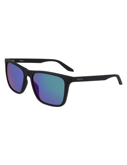 DRAGON RENEW SUNGLASSES MATTE BLACK S20