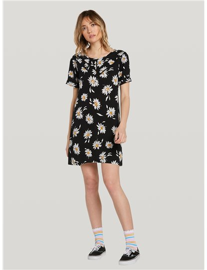 VOLCOM PUSHIN DAISY DRESS S20