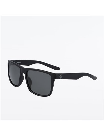 DRAGON VINYL POLAR SUNGLASSES MATTE BLACK S20