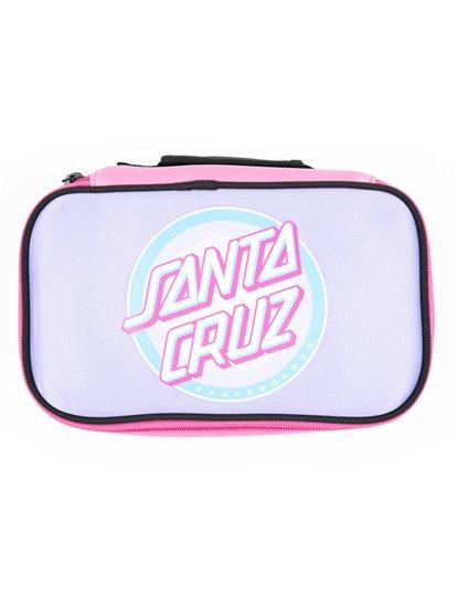 SANTA CRUZ GIRLS FLEX DOT LUNCHBOX S21