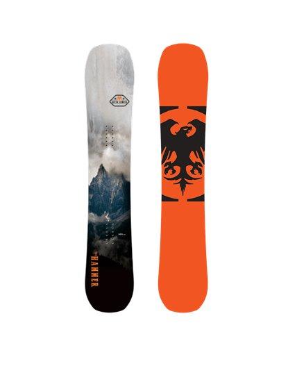 NEVER SUMMER HAMMER MENS SNOWBOARD S22