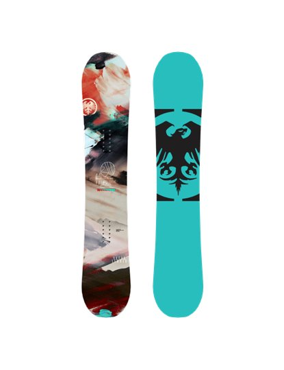 NEVER SUMMER INFINITY WOMENS SNOWBOARD S22