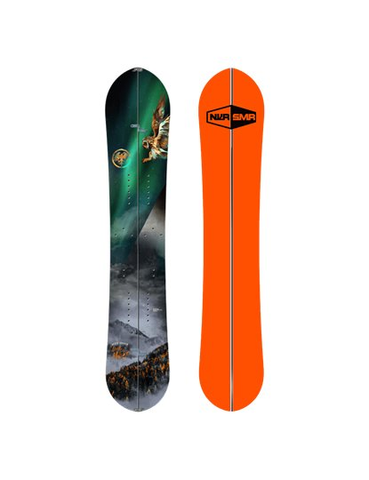 NEVER SUMMER LADY WEST SPLIT WOMENS SNOWBOARD S22