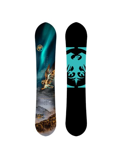 NEVER SUMMER LADY WEST WOMENS SNOWBOARD S22