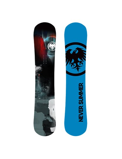 NEVER SUMMER PROTO ULTRA MENS SNOWBOARD S22