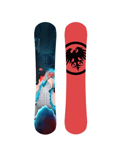 NEVER SUMMER PROTOSYNTHESIS WOMENS SNOWBOARD S22