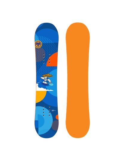 NEVER SUMMER SHREDDER KIDS SNOWBOARD S22