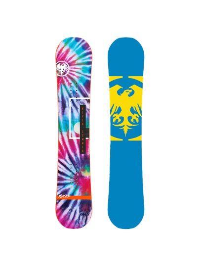 NEVER SUMMER YUTES YOUTH SNOWBOARD S22