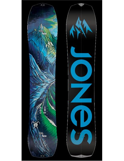 JONES YOUTH SOLUTION SPLIT SNOWBOARD PRE ORDER