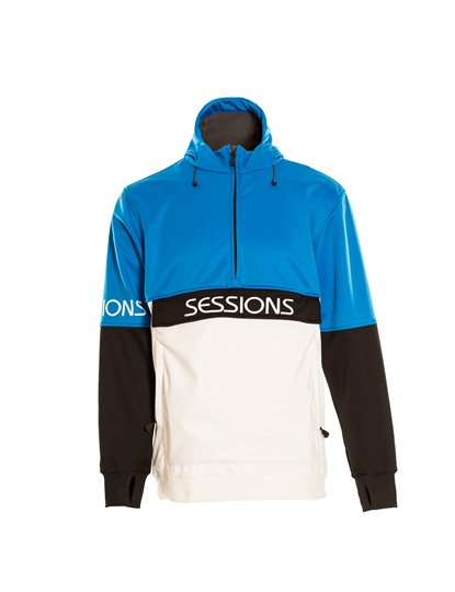 SESSIONS RECHARGE BONDED RIDING HOODY S21