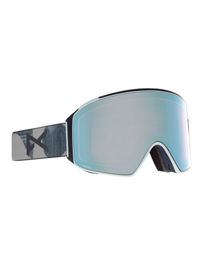 ANON ASIAN M4 CYCLINDRICAL GOGGLE S21